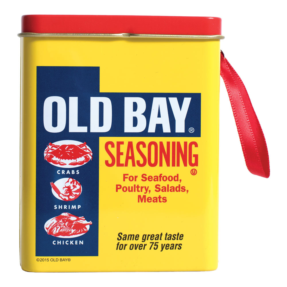 OLD BAY® - Tin Ornament