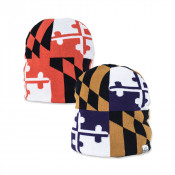 Reversible Maryland Sports Beanie