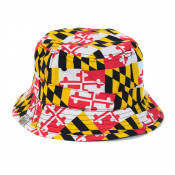 Maryland Flag Bucket Hat