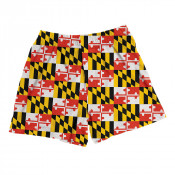 Men's Maryland Flag Boxer Shorts