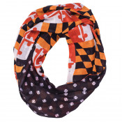 Maryland Orange Baseball Scarf