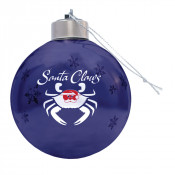 Santa Claws - Light Up Ornament