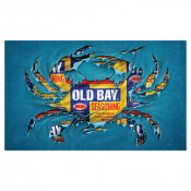 OLD BAY® - Breakthrough Crab Floor Mat