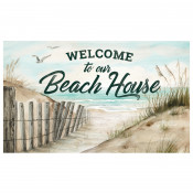 Beach House Floor Mat