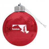 Maryland Home - Light Up Ornament