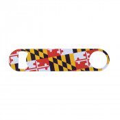 Maryland Flag Bottle Opener