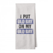 Old Bay® - On My Old Bay Kitchen Towel