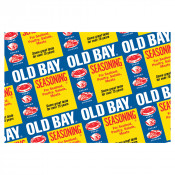 Old Bay® - Can Pattern Place Mat