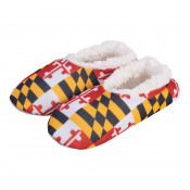 Maryland Flag Slippers