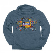 OLD BAY® - Ripped Crab Hoodie
