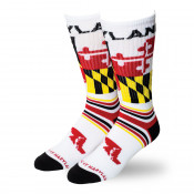 Flag State Stripe Crew Socks