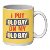 OLD BAY® - On My Old Bay Mug