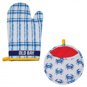 OLD BAY® - Cake and Crabs Kitchen Set