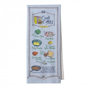 Old Bay® - Crab Kitchen Towel
