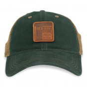OLD BAY® - Leather Can Patch Hat