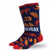 OLD BAY® - Life Of Party Crew Socks
