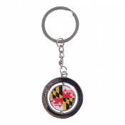 Maryland Proud Keychain