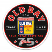 OLD BAY® - Garage Sign Magnet