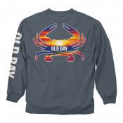 OLD BAY® - Sunset Crab Long Sleeve