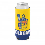OLD BAY® - Peace Dude Slim Can Holder