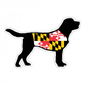 Dog Vest Sticker