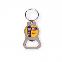 Old Bay Can Circle Bottle Opener